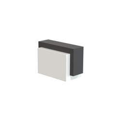 Architectual Hardware | Door Stop 5001 | Türstopper | Frost