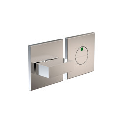 Architectual Hardware | Escutcheons Kube 2001 | Door locks | Frost