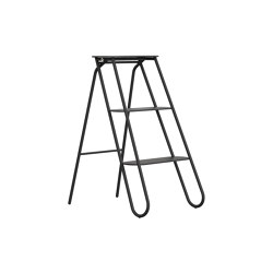 Bukto | Step Ladder U6200 | Library ladders | Frost