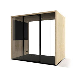 Lohko Box 3 Ash | Office Pods | Taiga Concept