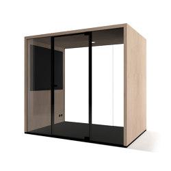 Lohko Box 3 Birch | Office Pods | Taiga Concept