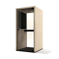 Lohko Phone Booth Birch | Telephone booths | Taiga Concept