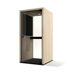 Lohko Phone Booth Birch   Telephone booths   Taiga Concept