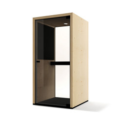 Lohko Phone Booth Spruce   Telephone booths   Taiga Concept