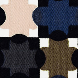 Effigie | Crossroads | LZ 863 49 | Drapery fabrics | Elitis