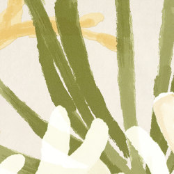 Flower Power | Algues | TP 303 06 | Wandbeläge / Tapeten | Elitis