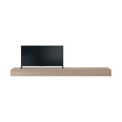 Materia Tv Units | Multimedia sideboards | LAGO