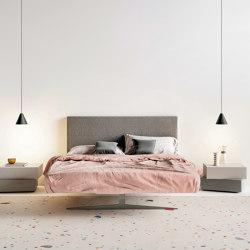 Steel Bed   Beds   LAGO