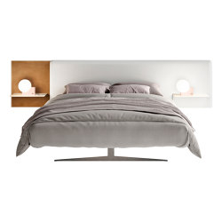 Steel Free Bed | Beds | LAGO