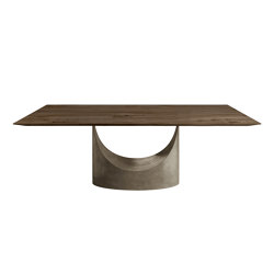 U Table | Dining tables | LAGO