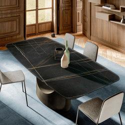 U Table - XGlass   Dining tables   LAGO