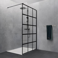 Allegra Walk-in | Shower screens | Duscholux AG