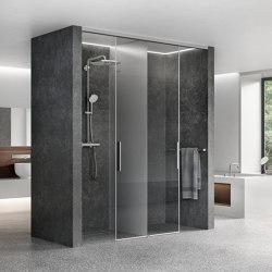 Viva Sliding Door   Shower screens   Duscholux AG
