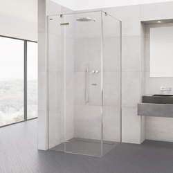 Viva Swing Door | Shower screens | Duscholux AG