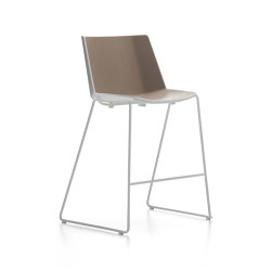 Aïku Stool | Bar stools | MDF Italia