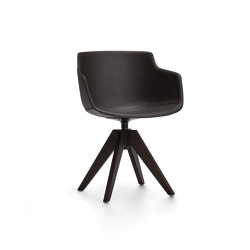 Flow Leather | Chairs | MDF Italia