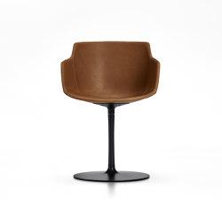 Flow Leather | Sillas | MDF Italia