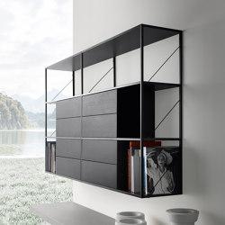 Minima 3.0 Hanging | Estantería | MDF Italia