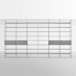 Minima 3.0 Room Divider | Shelving | MDF Italia