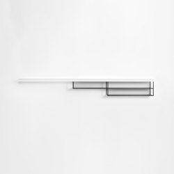 Minima 3.0 Sketch | Shelving | MDF Italia