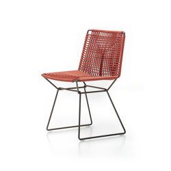 Neil Twist Chair | Sedie | MDF Italia