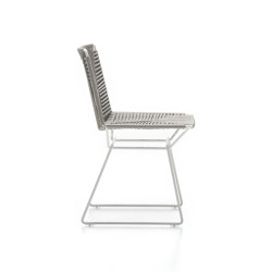 Neil Twist Chair | Chairs | MDF Italia