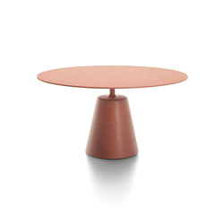 Rock Table | Mesas comedor | MDF Italia