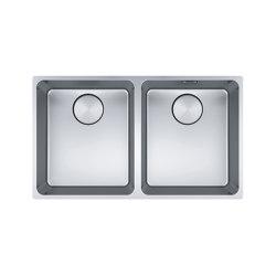 Mythos Bowl MYX 120-34-34 Stainless Steel | Kitchen sinks | Franke Kitchen Systems