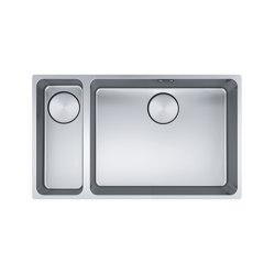 Mythos Bowl MYX 160-50-16 Stainless Steel | Kitchen sinks | Franke Kitchen Systems
