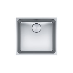 Mythos Bowl MYX 110-45 Stainless Steel | Kitchen sinks | Franke Kitchen Systems