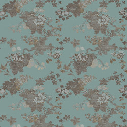 I Filati di Rex | Lady Hamilton Turchese | Baldosas de cerámica | FLORIM