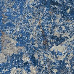 Les Bijoux de Rex | Sodalite Bleu | Lastre ceramica | FLORIM