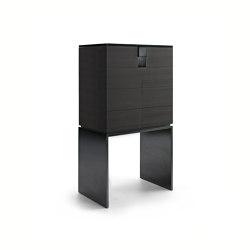 Black & More | Bar Cabinet | Meubles bar | MALERBA