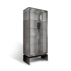 Black & More | Vitrine | Display cabinets | MALERBA