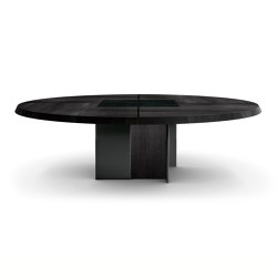 Black & More | Meeting table | Mesas contract | MALERBA