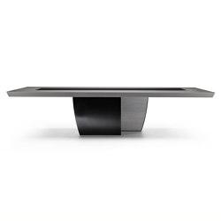 Black & More | Fix table 320 | Mesas comedor | MALERBA