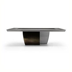 Black & More | Fix table 245 | Tables de repas | MALERBA