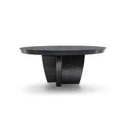 Black & More | Round table 180 | Tables de repas | MALERBA