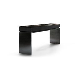 Black & More | Console with drawers 200 | Console tables | MALERBA