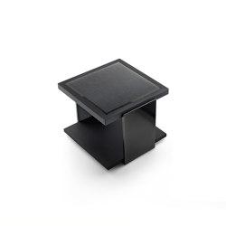 Black & More | Lamp table | Mesas de centro | MALERBA