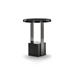 Black & More | Servant table | Tables d'appoint | MALERBA