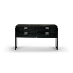 Black & More | Small file drawer | Sideboards | MALERBA