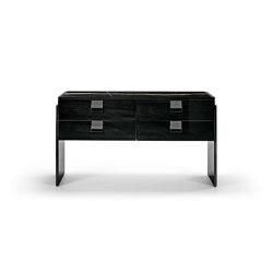 Black & More | Small file drawer | Aparadores | MALERBA