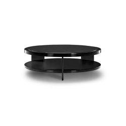 Black & More | Round table 120 | Couchtische | MALERBA