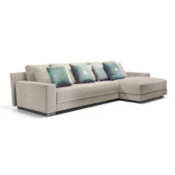 Black & More | Modular Sofa | Sofás | MALERBA