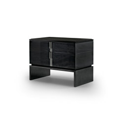 Black & More | Nightstand 80 | Night stands | MALERBA