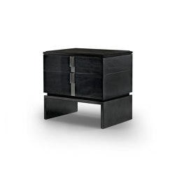 Black & More | Nightstand 60 | Night stands | MALERBA