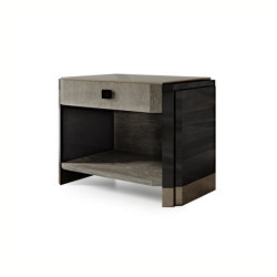 Be One | Nightstand 65 with drawer | Mesillas de noche | MALERBA