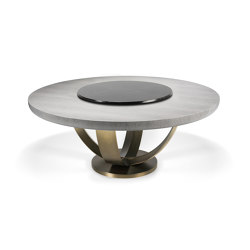 Fashion Affair | Round Table 180 | Dining tables | MALERBA
