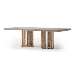 My Story | Fix table 240 | Mesas comedor | MALERBA